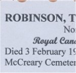 """Memorial Page– Cecil Pittman travelled with the Royal Winnipeg Riffles Association when they participated in the 40th Anniversary of the D day tour to the Normandy beaches (Juno Beach) in 1984, the Royal Winnipeg Riffles """"pilgrimage"""" tour in 1989, the year the memorial was unveiled in the little village of Audrieu and the Royal Winnipeg Riffles 50th Anniversary tour in 1994. He also attended the unveiling ceremonies of the Juno Beach Memorial located in Normandy, France in June of 2003.  Mr. Pittman has researched information through the National Archives, military histories, former veterans and from any other materials he can locate. In 2002, he completed 104 stories for the Manitoba Geographical Names Program (Lakes, Rivers, Islands, etc are named after Manitoba's world War II and the Korean Conflict casualties) Several soldier's photo from his collection were included with these stories in the Map Branch's publication """"A Place of Honour"""".  (Notes taken from the Cecil Pittman's photo collection)"""