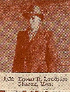 Photo of Ernest Laudraum