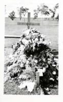 Temporary grave marker– . Submitted for the project, Operation Picture Me