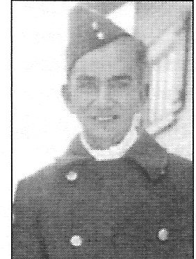Photo of ARTHUR STANLEY EMERSON– Submitted for the project, Operation Picture Me.