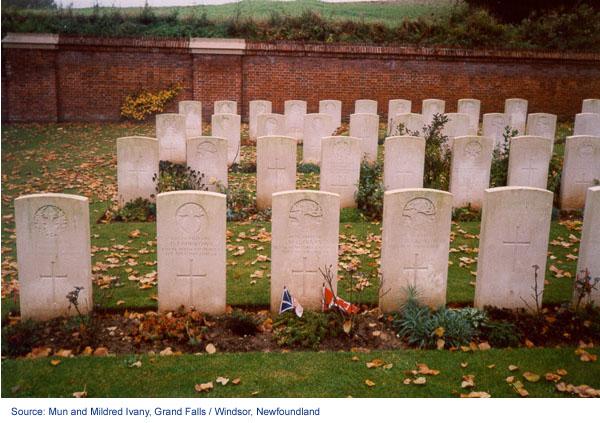 Ancre British Cemetery