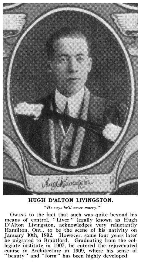Photo of Hugh D'Alton Livingston
