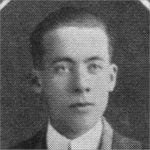 Photo of Hugh D'Alton Livingston– Torontonensis 1913 (University of Toronto Yearbook), pg. 158.