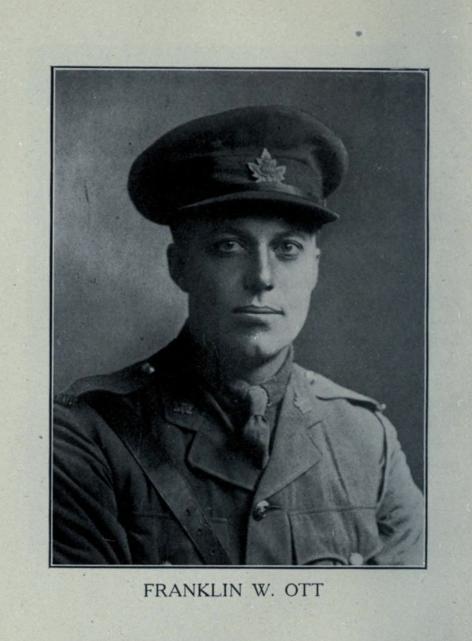 Photo of FRANKLIN WALTER OTT