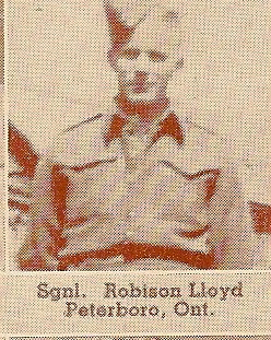 Photo of Lloyd Robison– Submitted for the project, Operation: Picture Me