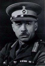 Photo of Harry L. N. Salmon– Major General Harry Leonard Nowell Salmon - November 1942