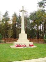 Cross of Sacrifice– Cross of Sacrifice in Brookwood Cemetery
