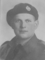 Photo of Joseph Maurice Smith– In memory of the students from Western Technical School, Toronto who served during World War II and did not return. Submitted for the project, Operation: Picture Me.