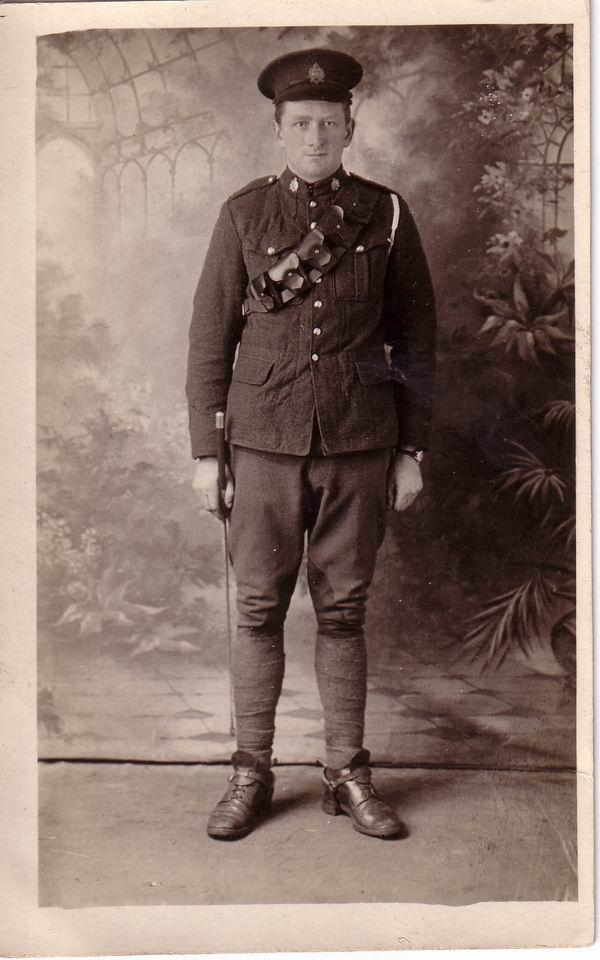 Photo of Ritchie Rosborough.