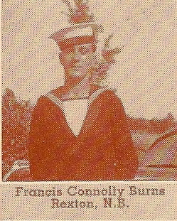 Photo of FRANCIS CONNOLLY BURNS– Submitted for the project, Operation: Picture Me