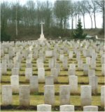 Cemetery– Becourt Military Cemetary, France