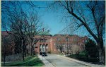 Plaque commémoratif – Humberside Collegiate Institute, Toronto, Ontario.