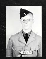 Photo of Joseph Reeder– Serial No. J43405 RCAF.  Joseph Reeder was my father's first cousin.  He grew up on Croydon Avenue in Toronto ON.  Parents: Leonard and Edith (Wixon) Reeder, and sister Lenora, all deceased.