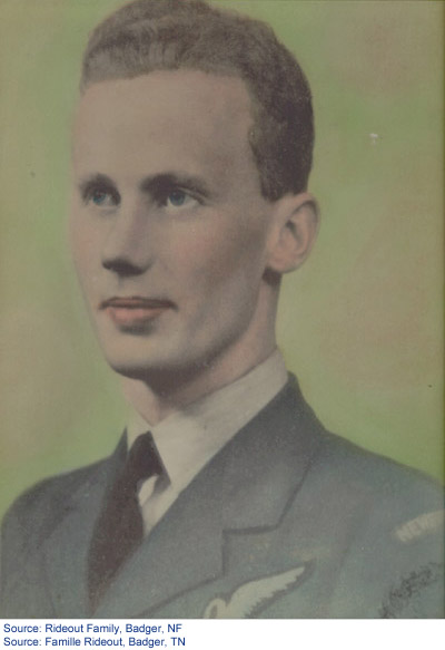 Picture of Eugene Edwin Rideout