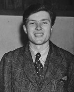 Photo of Esmond Romilly– Nephew of Winston Churchill and husband of Jessica Mitford.