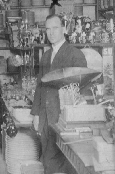 Photo of Norman Riddell Rogers