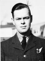 Photo of Donald Stewart Scott– Sergeant Donald Stewart Scott May 1943