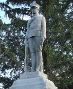 Memorial– Aberfoyle, Ontario War Memorial.