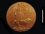 souvenirs – Memorial medal for William G. Ross