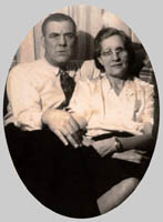 Brother John and his wife– This is John Cahill and his wife later in life. He is the brother of casualty, Martin Cahill. (John is referred to in the letter to R.H. Bennett)