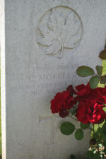 Grave Marker– Photo courtesy of Keith Boswell, England.