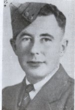 Photo of Stephen David McPhee– From the Sydney Academy Memorial booklet, published by the Student's Assembly in memory of former students who served during the Second World War.  The original pictures were supplied by the Sydney Post-Record and the booklet was compiled by Jack Wilcox, class of 1946 and Donald Trivett, class of 1947. Additional Information courtesy of Floyd Williston: Sgt. Stephen McPhee, age 33, one of the older former Sydney Academy students to make the supreme sacrifice in the Second World War, was killed at 1654 Operational Training Unit, when he was in collision with a motor van, two miles south of Stamford, Lincolnshire. Sgt. MacPhee is buried in the All-Saints Churchyard, Wittering, Northamptonshire, England.