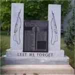 monument commémoratif d'Elgin – monument commémoratif Elgin, Nouveau Brunswick