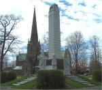 Frederiction War Memorial