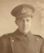 Photo of Herbert Corey– One of only a few pictures ever of my grandfather.