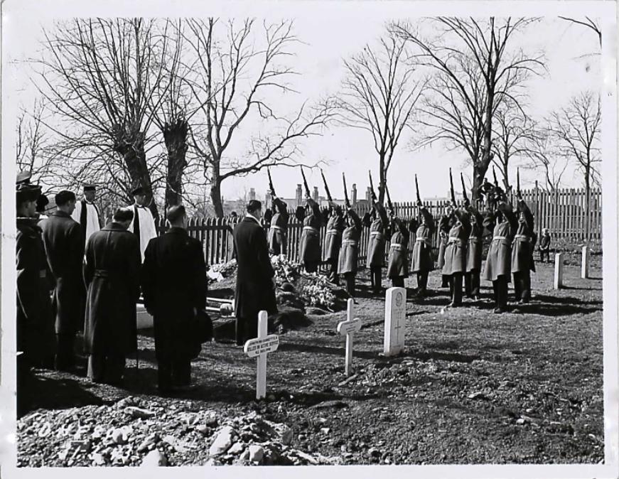 Last Post - March 31, 1943