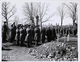 Firing Party Presenting Arms - March 31, 1943– Submitted for the project, Operation Picture Me