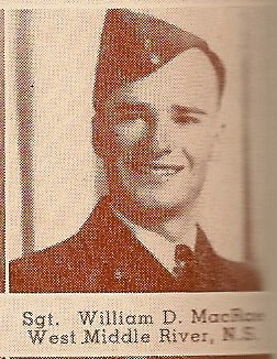 Photo of William MacRae– Submitted for the project, Operation: Picture Me