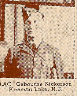 Photo of Osborne Victor Nickerson– Submitted for the project, Operation: Picture Me