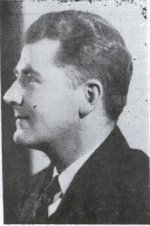 Photo of John Joseph McPhee– From the Sydney Academy Memorial booklet, published by the Student's Assembly in memory of former students who served during the Second World War.  The original pictures were supplied by the Sydney Post-Record and the booklet was compiled by Jack Wilcox, class of 1946 and Donald Trivett, class of 1947.