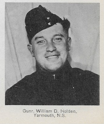 Photo of William Holden– Submitted for the project, Operation Picture Me