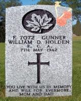 Grave marker– Hey Gunny, I thought you might want these.  I'll love you always grandpa