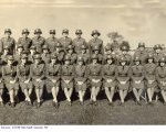 Newfoundland women who served in the war– A sample of a group of Newfoundland women who served in the war (Kitchener, Ontario, 1943)