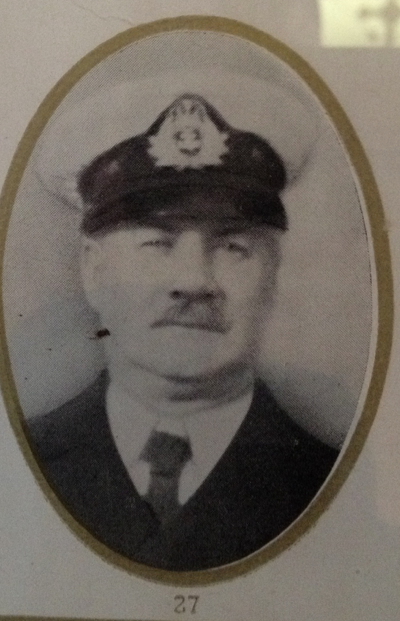Photo of THOMAS MOYST– In memory of the men and women who perished on the SS Caribou October 14th 1942. Submitted on behalf of the Twillingate (Newfoundland) Museum for the project, Operation Picture Me