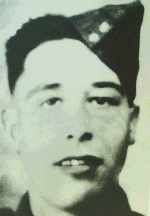 Photo of Cyril Hicks– Cyril in his uniform.