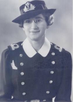 Photo of Agnes Wilkie– The Remember November 11 Association