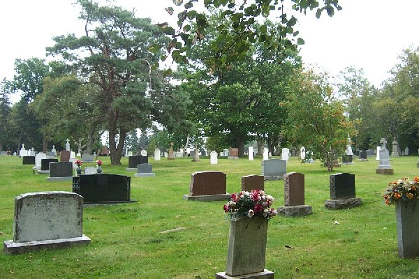 Alberton (Sacred Heart) R. C. Cemetery