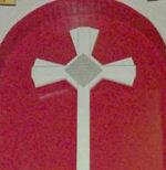 Memorial– Princess of Wales Own Regiment/21st Bn Vimy Cross, Kingston Armoury, 100 Montreal Street, Kingston, Ontario.