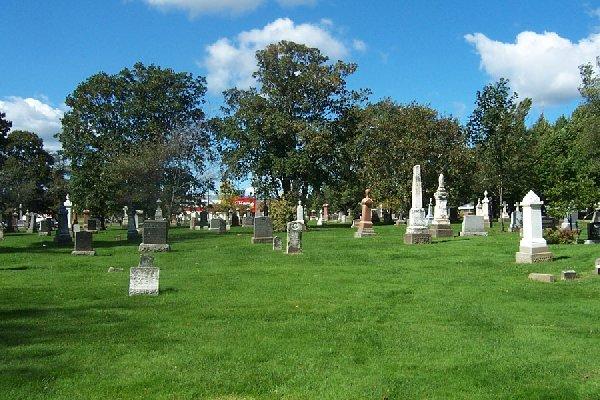 Cimetière Catholique de Charlottetown (St. Dunstan's)