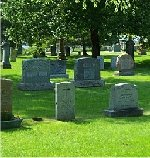 Georgetown (St. David's) Cemetery