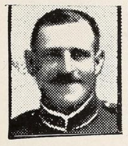 Photo of RICHARD PERCY ABRAM– Photo from the National Memorial Album of Canadian Heroes c.1919. Submitted for the project, Operation: Picture Me.