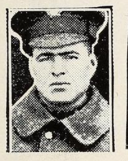 Photo of NEWTON ARTHUR HEARD– Photo from the National Memorial Album of Canadian Heroes c.1919. Submitted for the project, Operation: Picture Me.