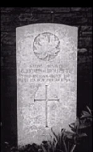 Monument funéraire de Cornelius Mombourquette
