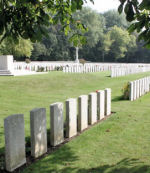 Canadian Cemetery No 2– Canadian Cemetery No. 2 - The Canadian Cemetery No. 2 is located on Vimy Ridge and is attached to the grounds of Canada's Vimy Memorial. The cemetery is about 6 kilometres north of Arras, France.(John & Anne Stephens 2013)