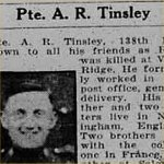 Press Clipping– source: Morning Bulletin (Edmonton); June 13, 1917, page 1