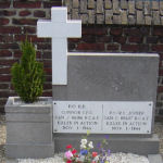 Tombe – Tombe à Linne, Hollande, mai 2007